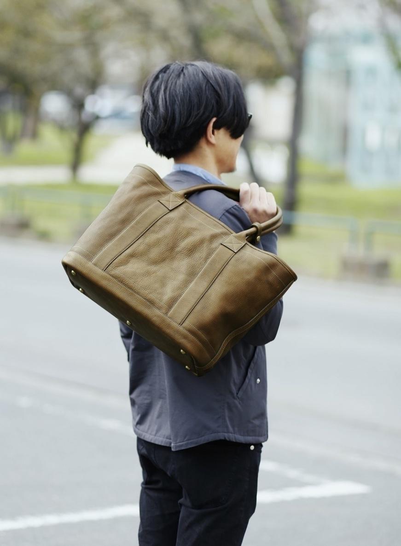 ともに歩む家族のように。土屋鞄製造所が手掛ける一生モノ鞄5選 24番目の画像