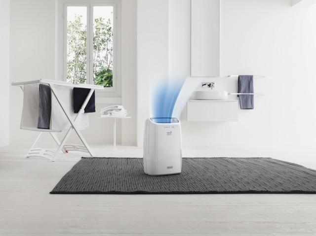生乾きのイヤなニオイとおさらば! 「デロンギ 衣類乾燥除湿機」で清潔なビジネスパーソンに 3番目の画像