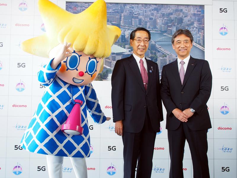 次世代通信「5G」商用化で何が変わるのか:ジャーナリスト石野純也がドコモの5Gイベントをレポート 1番目の画像