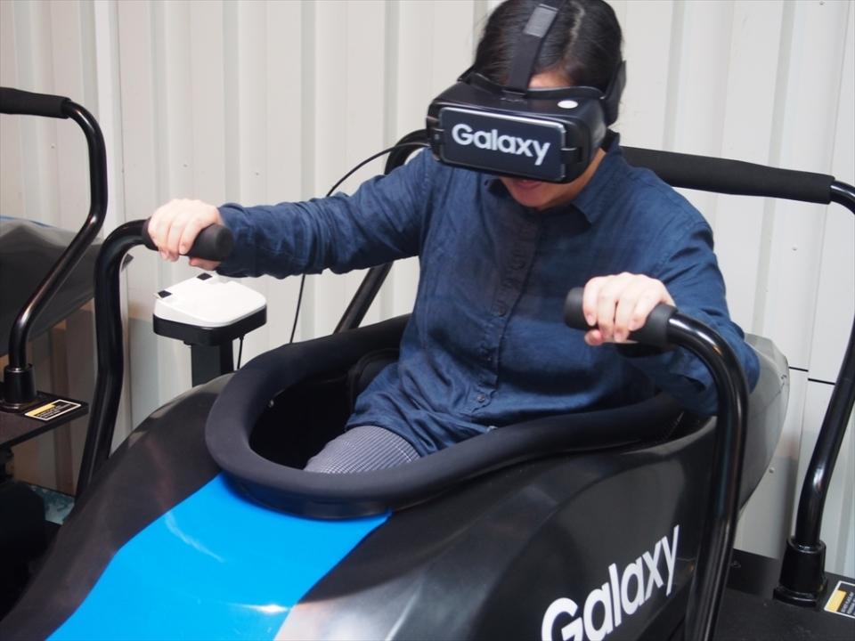 サムスンのVR体験イベント「Galaxy Studio Tokyo」は絶叫間違いなし! 5番目の画像