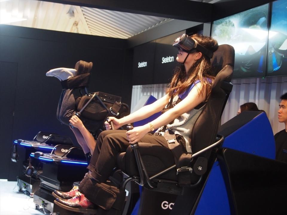 サムスンのVR体験イベント「Galaxy Studio Tokyo」は絶叫間違いなし! 7番目の画像