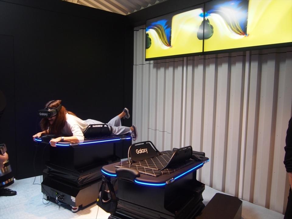 サムスンのVR体験イベント「Galaxy Studio Tokyo」は絶叫間違いなし! 8番目の画像