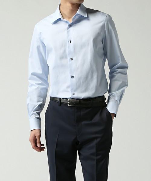 クールビズのシャツは普段と同じじゃダメだって知ってた?意外と知らないシャツの襟のあれこれ 5番目の画像