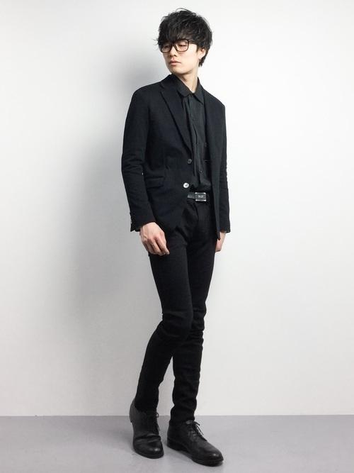 真の洒落男が着こなす「ジャケット×ジーンズ」:本当の\u201cかっこいい