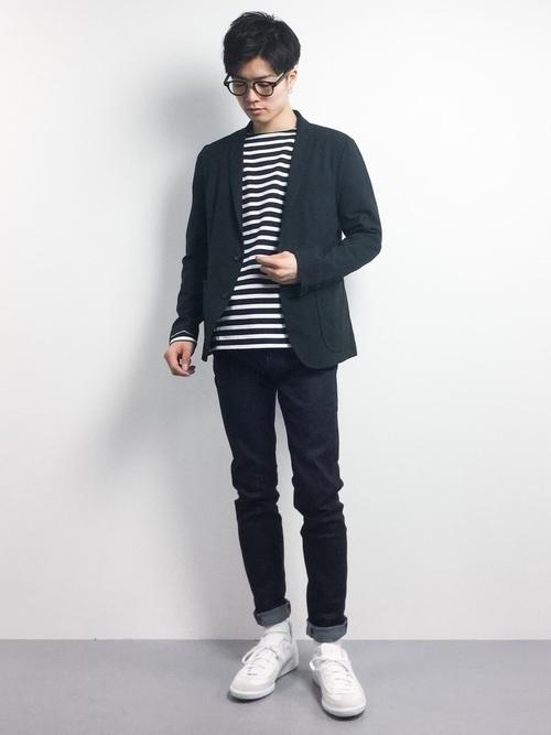 """真の洒落男が着こなす「ジャケット×ジーンズ」:本当の""""かっこいい""""を魅せる、ジャケジーのコーデ術 13番目の画像"""