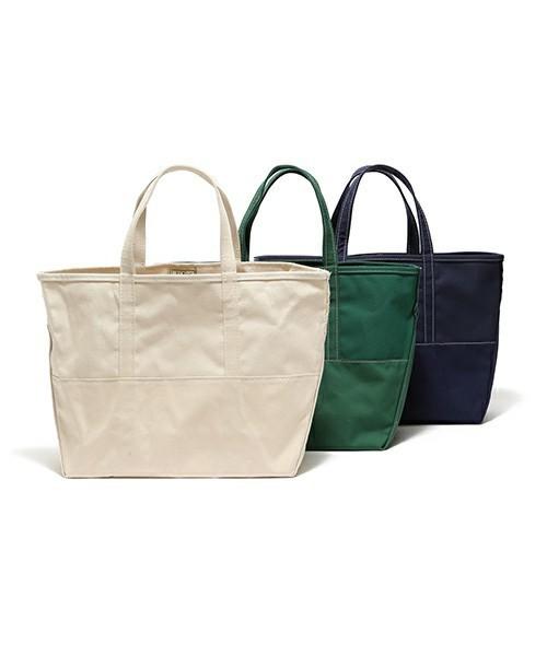ガチで使えるオフの日バッグはどれ? 休日は定番キャンバストートがあれば十分 3番目の画像