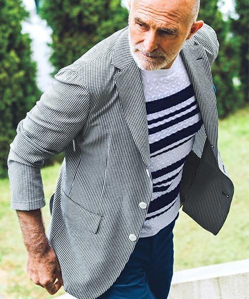 暑い季節もスマートに乗り切るマストアイテム:男前サマージャケット5傑 5番目の画像