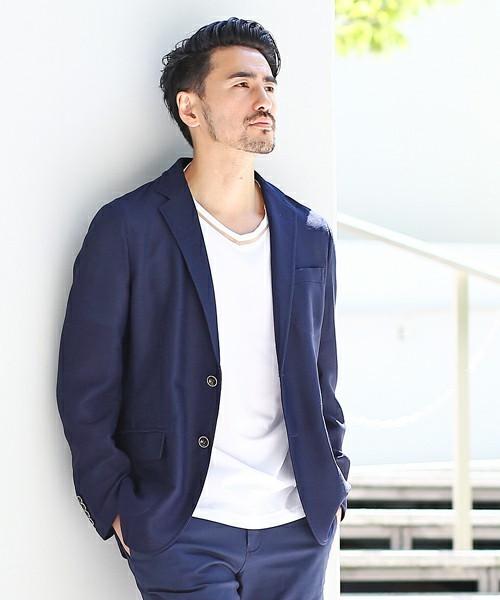 暑い季節もスマートに乗り切るマストアイテム:男前サマージャケット5傑 1番目の画像