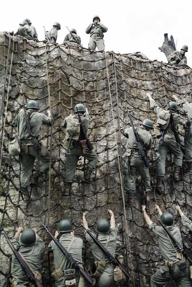 第2次大戦の沖縄戦線でモルヒネと点滴のみを武器に戦場を駆け抜けた米軍兵士がいた? 2番目の画像
