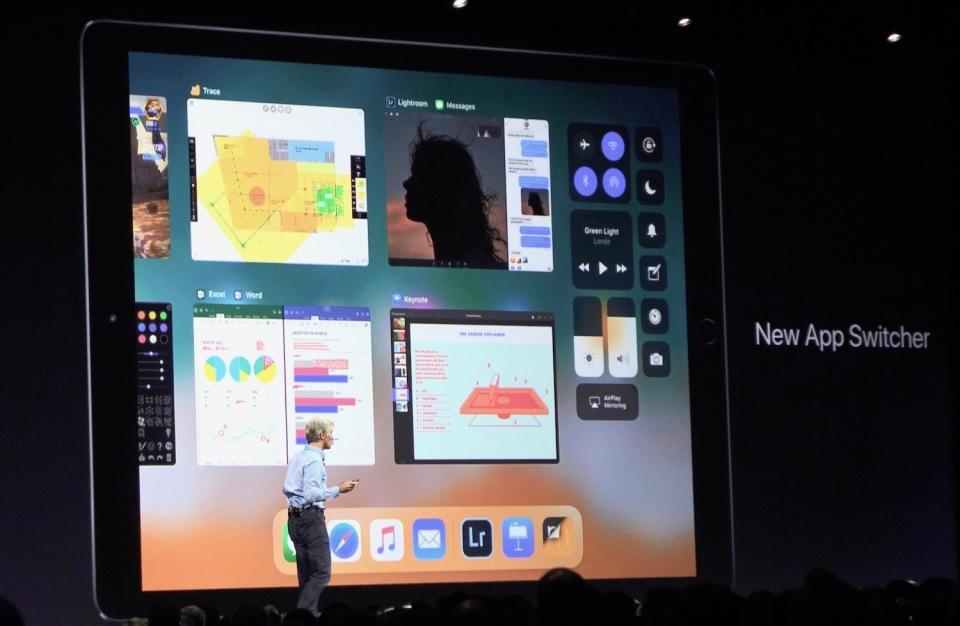 【WWDC】西田宗千佳のトレンドノート:今年の秋からiPad Proがすごいぞ 1番目の画像