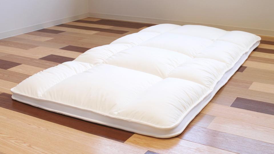 肩こり・腰痛の原因はあなたの寝具かも。最高の目覚めで1日を始められる「体圧分散マットレス」 3番目の画像
