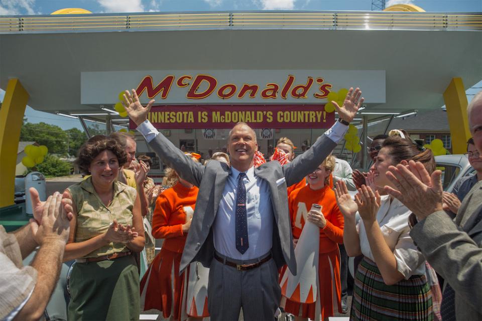 マクドナルドの創業者はホンモノか?ニセモノか?巨大バーガーチェーンの裏側に迫る企業ドラマ 1番目の画像