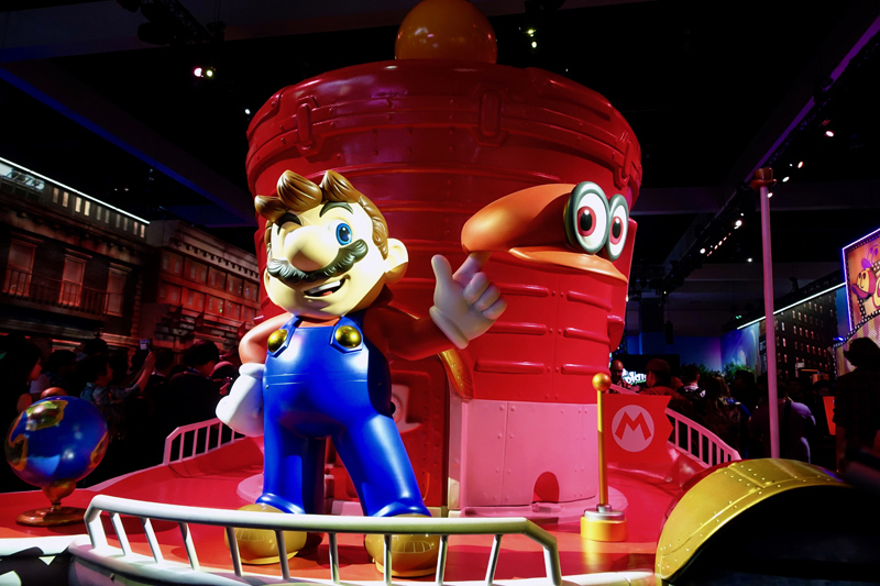 西田宗千佳のトレンドノート:今年・来年は大豊作?「E3 2017」から見るゲーム市場の今 4番目の画像