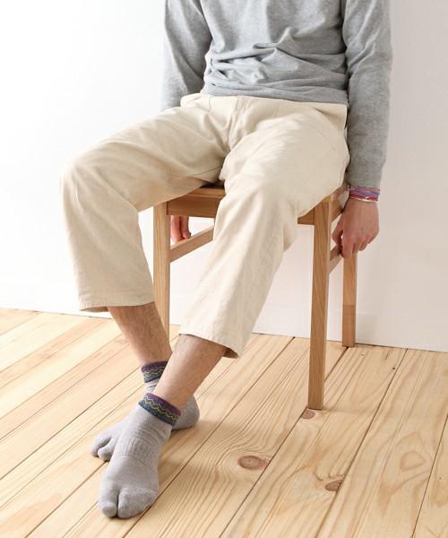 メンズ靴下の4つの人気ブランド:おしゃれは足元から、靴だけでなく靴下も! 2番目の画像