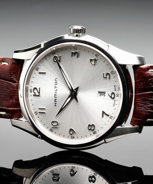 """ボーナスで腕時計を新調するならコレ! ビジネスパーソンに選ばれる""""HAMILTON"""" 1番目の画像"""
