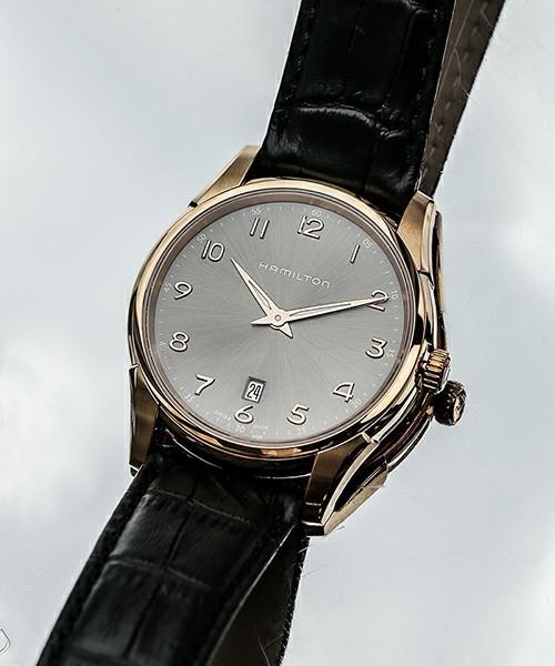 """ボーナスで腕時計を新調するならコレ! ビジネスパーソンに選ばれる""""HAMILTON"""" 3番目の画像"""