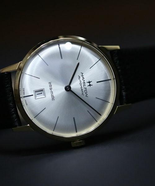 """ボーナスで腕時計を新調するならコレ! ビジネスパーソンに選ばれる""""HAMILTON"""" 2番目の画像"""