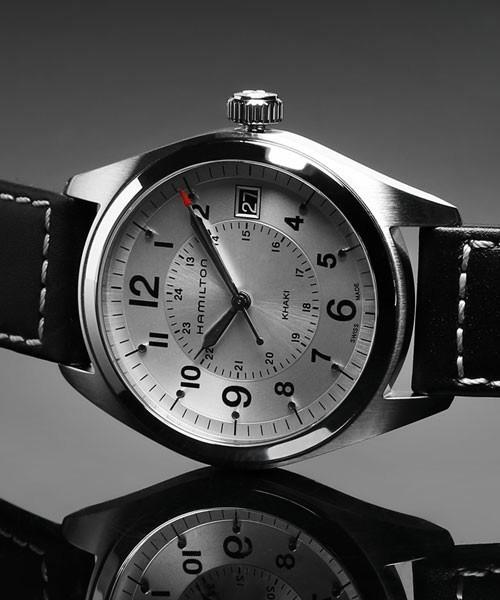 """ボーナスで腕時計を新調するならコレ! ビジネスパーソンに選ばれる""""HAMILTON"""" 4番目の画像"""