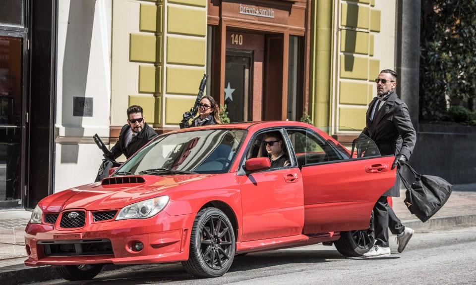 映画サイトRotten Tomatoesで満点!音楽が画面と客席を繋ぐ「ベイビー・ドライバー」 3番目の画像