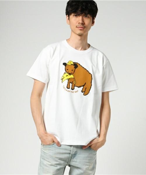 """デザインが秀逸な""""おしゃれTシャツ""""大集合:夏はおしゃれTシャツで決まりでしょ! 8番目の画像"""