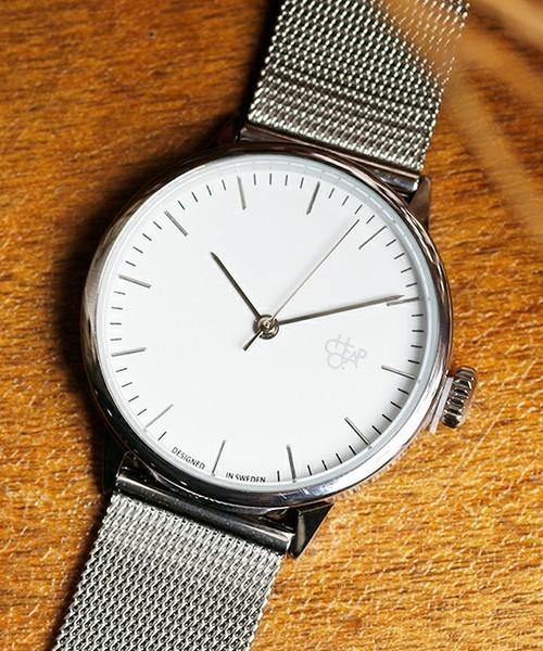 """今の気分は""""小さめ""""! 小顔なユニセックス腕時計のおすすめ5本 6番目の画像"""
