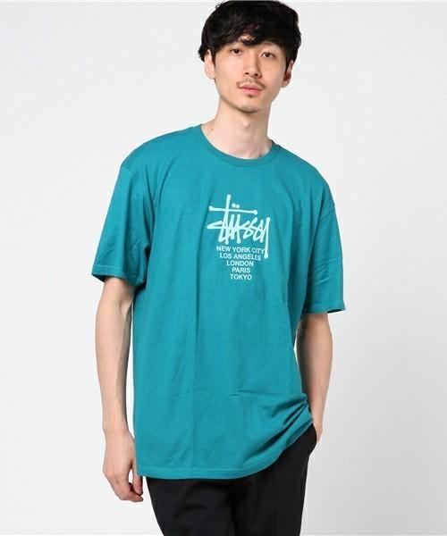 完売続出!ストリートの王道STUSSYの新作Tシャツ5選 4番目の画像