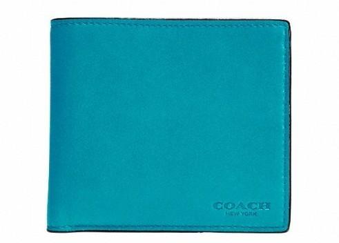 丈夫でハイセンス。永く愛せるCOACHの二つ折り財布 4番目の画像