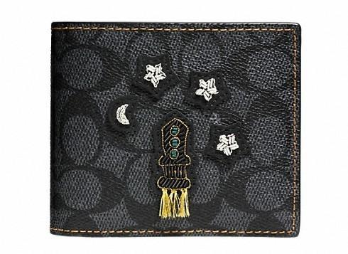 丈夫でハイセンス。永く愛せるCOACHの二つ折り財布 8番目の画像