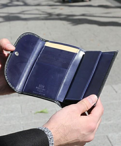 その堅牢さに恋をする。オトナを魅了し続ける「ホワイトハウスコックス」の財布 2番目の画像