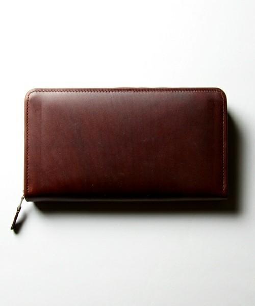 その堅牢さに恋をする。オトナを魅了し続ける「ホワイトハウスコックス」の財布 5番目の画像