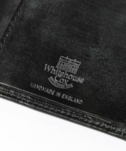 その堅牢さに恋をする。オトナを魅了し続ける「ホワイトハウスコックス」の財布 3番目の画像