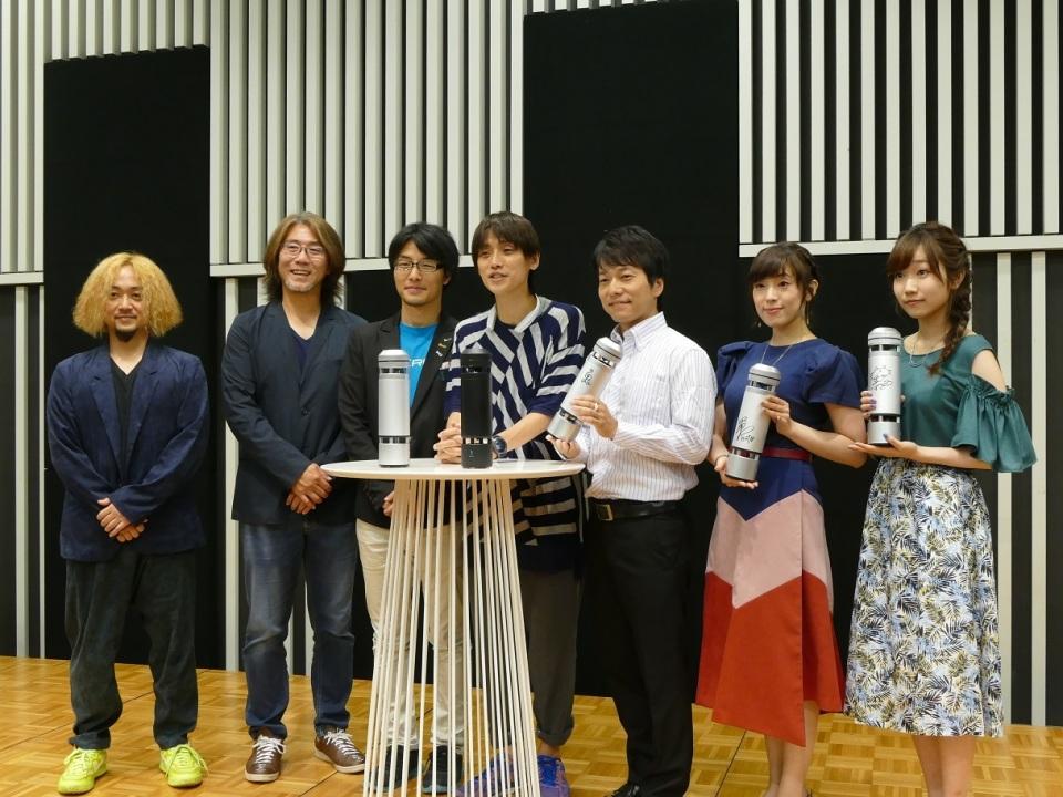 ニッポン放送・吉田アナが発案!ラジオ局が本気で作るラジオ「Hint BLE Radio」が完成 1番目の画像