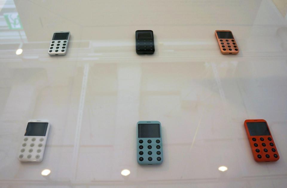 au Design projectの15年がわかる「ケータイの形態学 展」に行ってみよう 6番目の画像