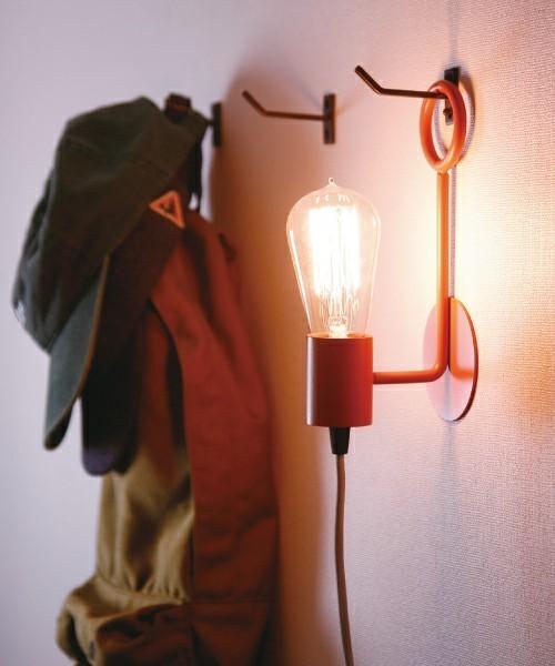 オトコの部屋に穏やかな時間を創造する、センスのいい間接照明 2番目の画像