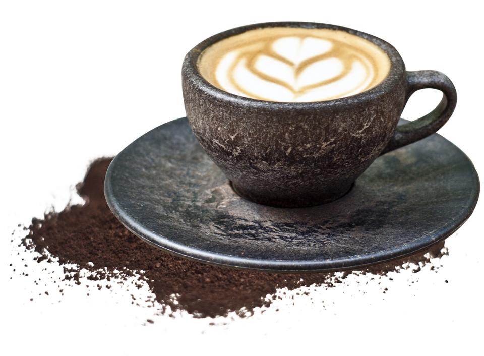 抽出後の豆かすがおしゃれに生まれ変わる、環境に優しいコーヒーカップで味わう至福の一杯 6番目の画像