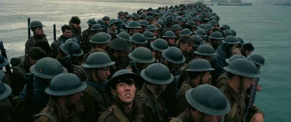 本物の戦闘機がドッグファイトし、本物の駆逐艦が海に浮かぶ!映画「ダンケルク」の半端ない臨場感! 1番目の画像