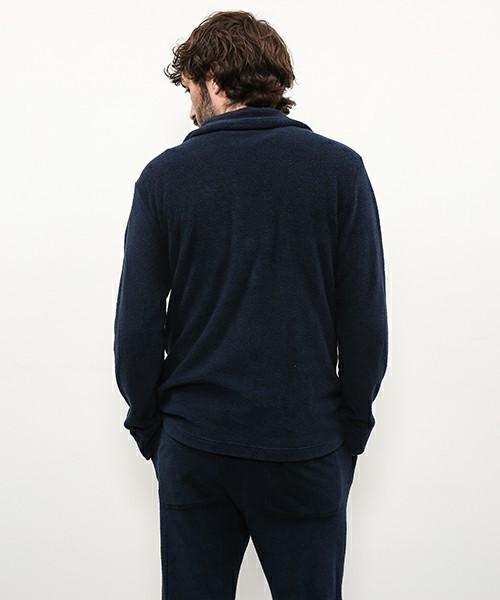 良質な睡眠は着るものから。こだわり派の男性に贈るbodcoの高級パジャマ 7番目の画像
