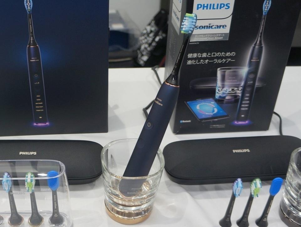 【身だしなみ】高性能シェーバーに電動歯ブラシも!フィリップスから新製品が続々登場 13番目の画像