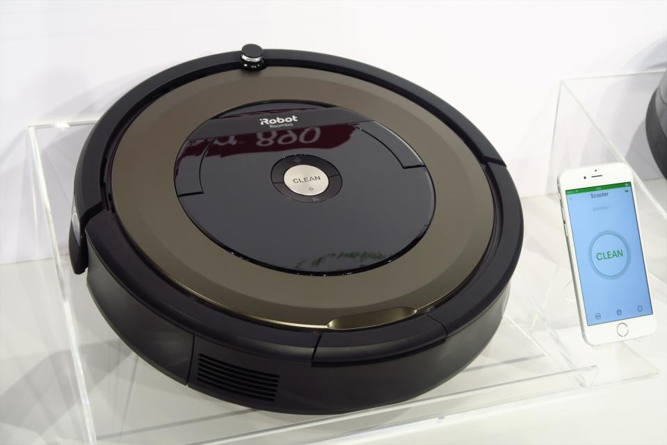 ロボット掃除機「ルンバ」全機種がWi-Fiに対応!出先からスマホで操作可能に 2番目の画像