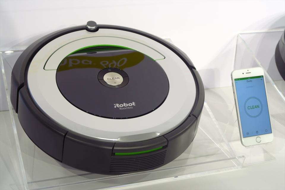 ロボット掃除機「ルンバ」全機種がWi-Fiに対応!出先からスマホで操作可能に 3番目の画像