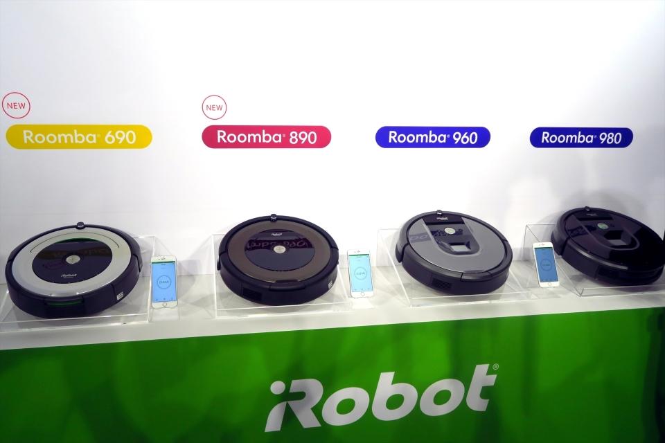ロボット掃除機「ルンバ」全機種がWi-Fiに対応!出先からスマホで操作可能に 8番目の画像