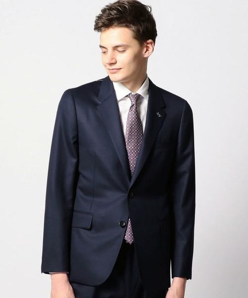 【完全版】王道「ネイビースーツ」の着こなし術:ネイビースーツの基礎からワンランク上のおしゃれまで 11番目の画像