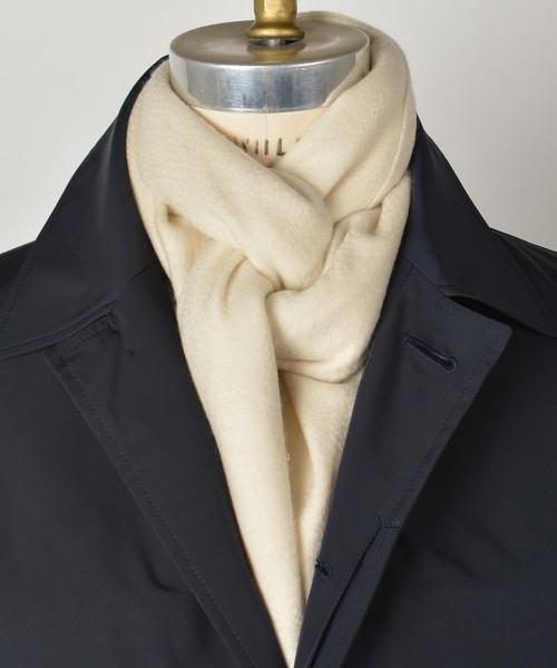 ちょっとハイレベルに挑戦! 男の魅力を惹き立てるスーツにハマるマフラーの巻き方 4番目の画像