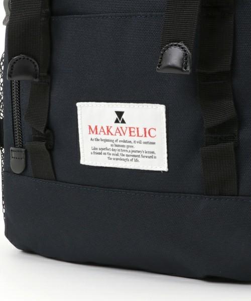 ビジネスパーソンに支持されるMAKAVELICの洗練された最新バックパック 5番目の画像