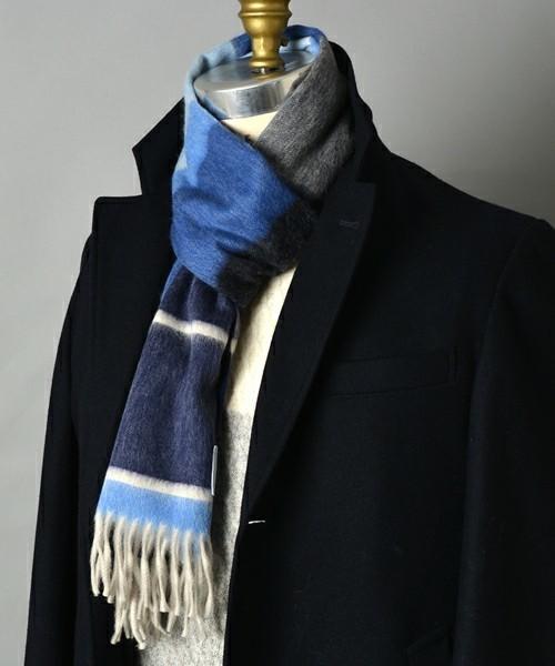 ちょっとハイレベルに挑戦! 男の魅力を惹き立てるスーツにハマるマフラーの巻き方 7番目の画像