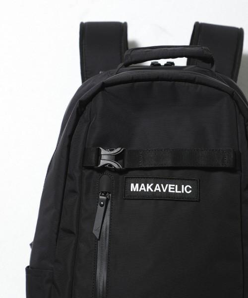 ビジネスパーソンに支持されるMAKAVELICの洗練された最新バックパック 10番目の画像