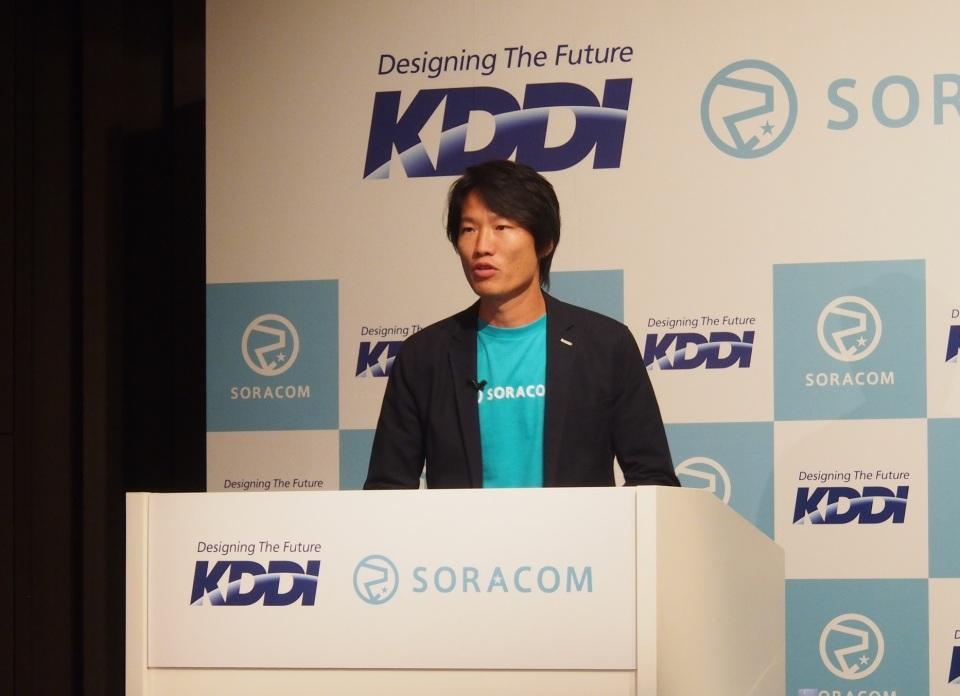 """KDDIがスタートアップ「ソラコム」を買収""""日本発""""のIoTプラットフォーム構築へ 4番目の画像"""
