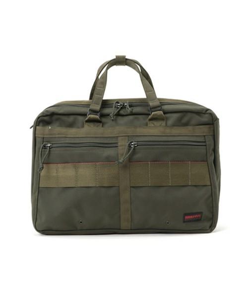 リュックで快適な通勤スタイル! スーツに似合う上質な3WAYバッグ 7番目の画像