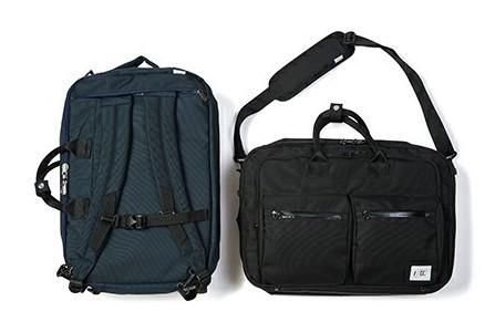 リュックで快適な通勤スタイル! スーツに似合う上質な3WAYバッグ 3番目の画像