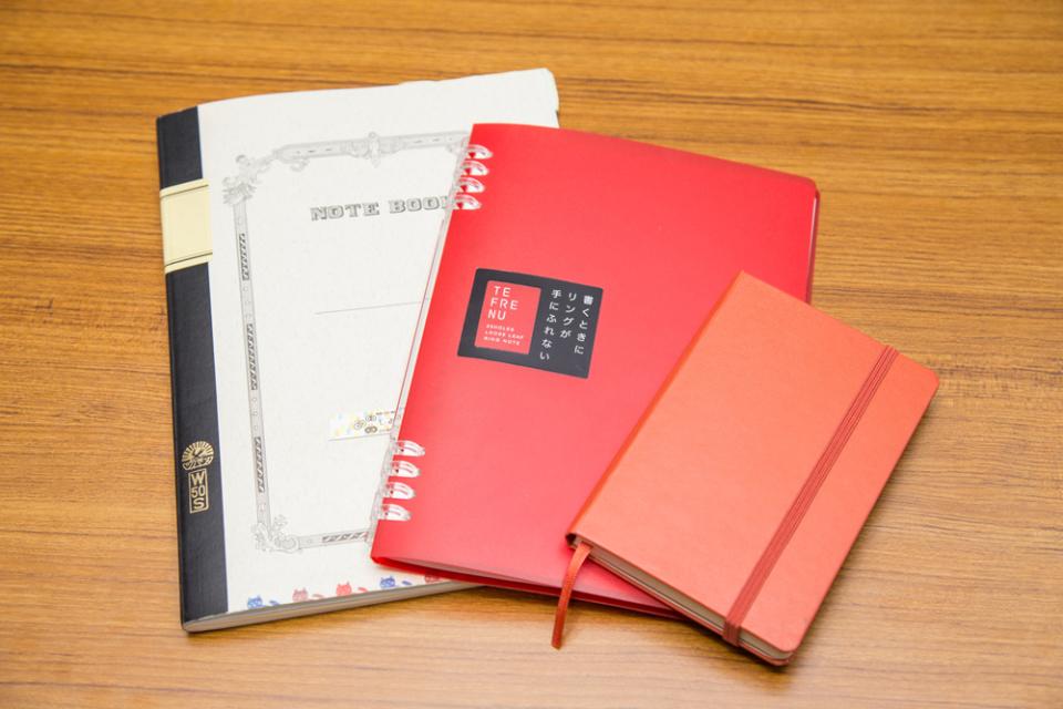 """「ノート、見せてもらってイイですか?」:キングジムに学ぶ""""社会人のためのノート術"""" 3番目の画像"""